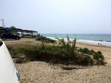 Kalamia - Kastro Beach