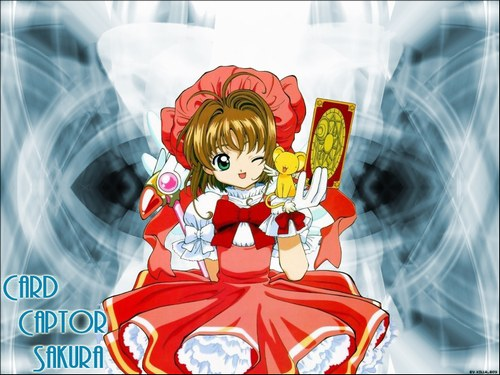 Card Captor Sakura <3