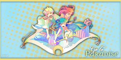 Go to paradise - by kawaii*