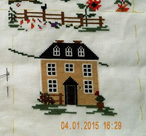 Village d'enfance : l'Été 02b
