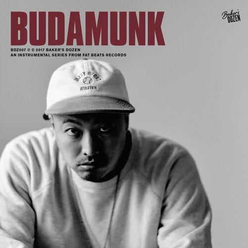 Budamunk - Bakers Dozen (2017) [Abstract Hip Hop]