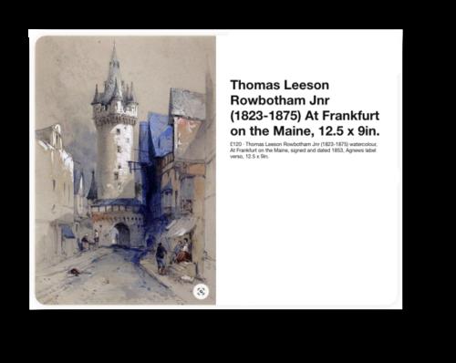 Thomas Leeson Rowbotham Jnr.