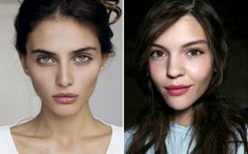 Maquillage naturel pour les brunes