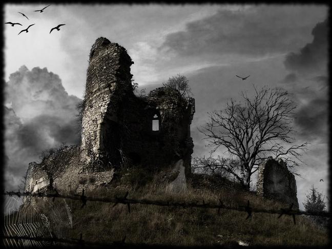 Ruine hantée