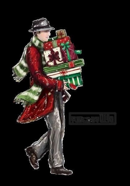 en route pour Noël !