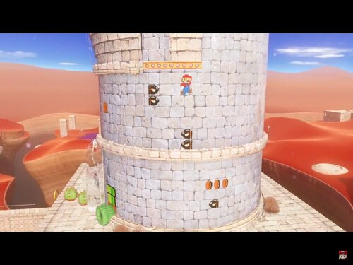 Super Mario Odyssey trailer et mes réactions