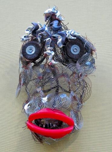 Art Paris Afrique Dakpogan masque