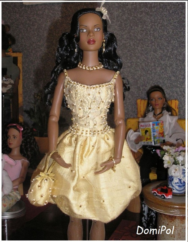 """Tonner Doll_Esme """"Diner with Russell"""""""