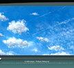Ciel 1 - 24 août 2005 - 11:00 - Châtenay-Malabry (92) (F) - Gouache