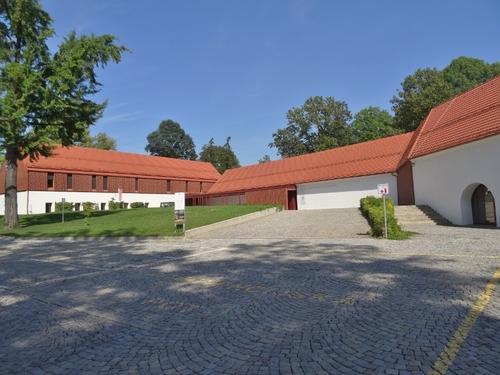 Ormoz, Grad Borl et Vürbeck en Slovénie (phpos)