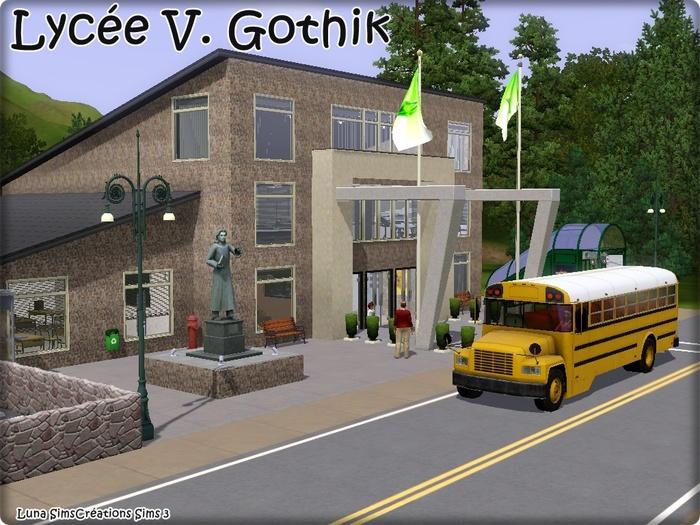 Lycée V. Gothik