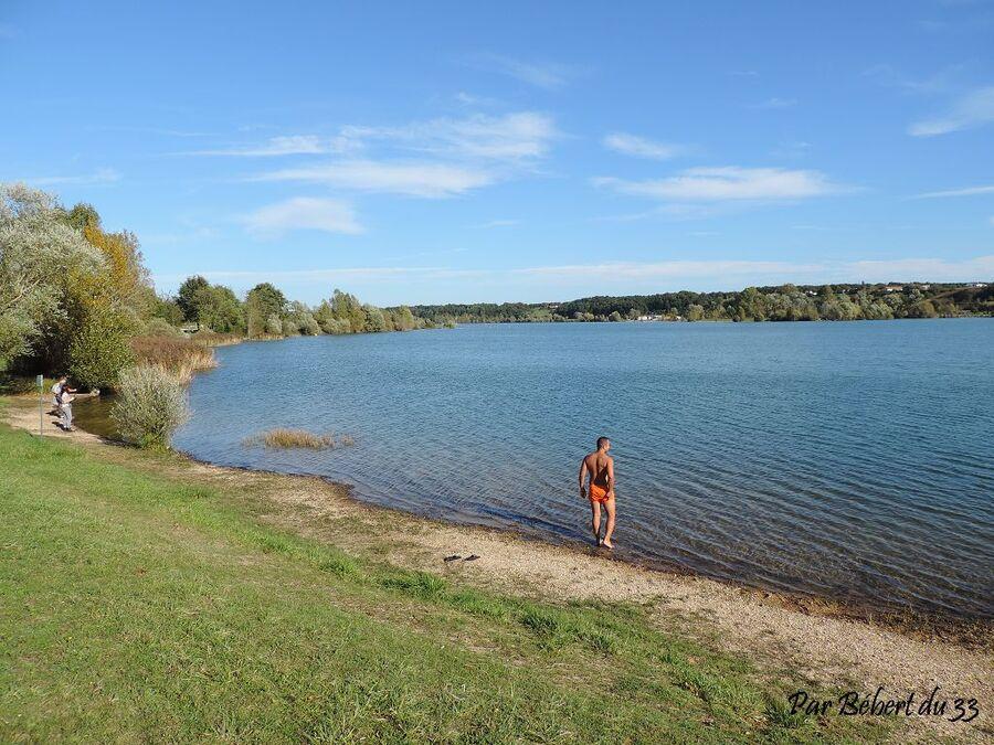 le parc de loisirs de Saint Cyr (2)