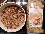 Granola mix sarrasin & noisette