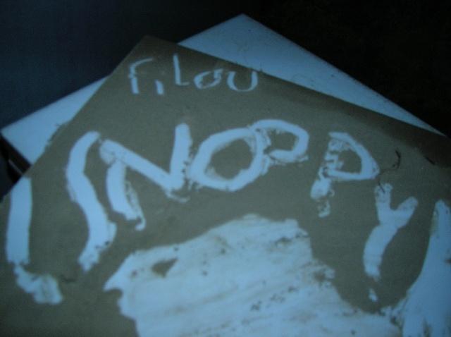 SNOOPY / FILOU