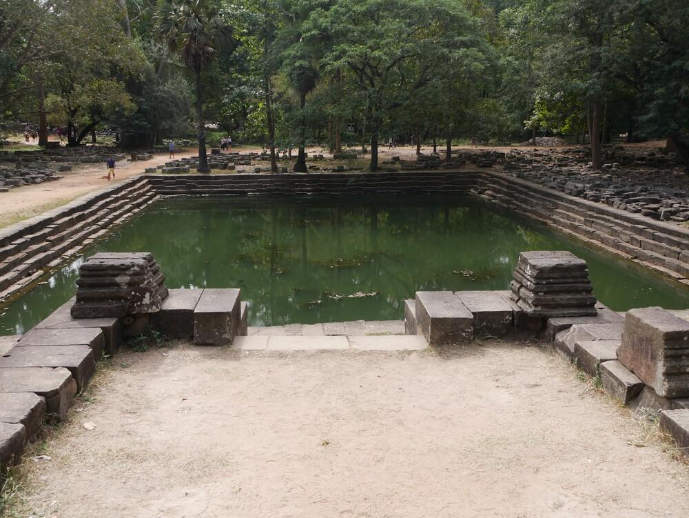 Angkor Thom (2) - Cambodge