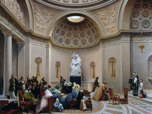 La Chapelle expiatoire Paris (08)