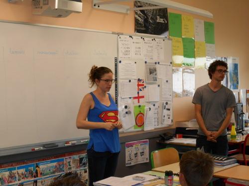 Première séance sur l'énergie (par Constance et Corentin)