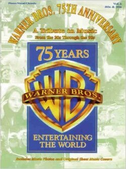 warner bros 75 th anniversaire