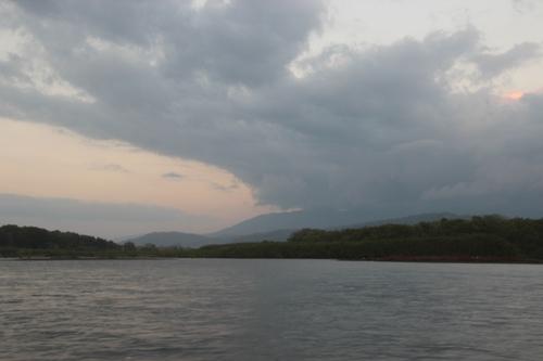 Balade sur la rivière Tarcolès (Costa Rica)