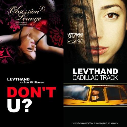 LEVTHAND - Cadillac Track, Reggae Dub (Reggae)