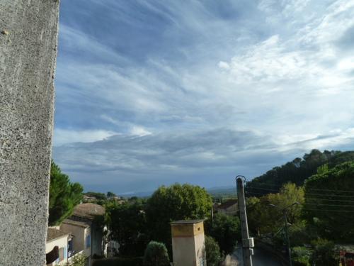 le ciel en une journée