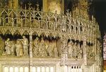 * Visite de l'intérieur de la cathédrale de Chartres