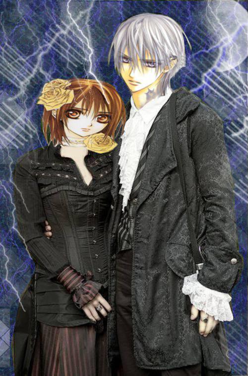 Yuki et Zèro
