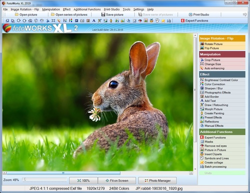 Improve Pictures with the Cool Unique Photo Editing Software or Picture Editing Free Download