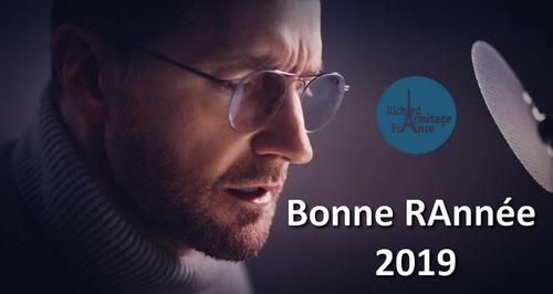 Bonne RAnnée 2019 !