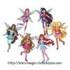 Winx zoomix figurines