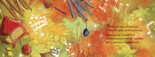 Chronique La symphonie de la paix de Constance Ehou
