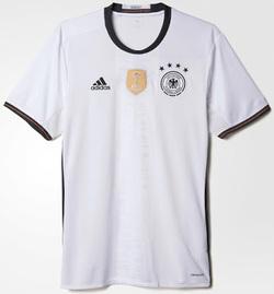 Nouveau Maillot de Allemagne Euro 2016
