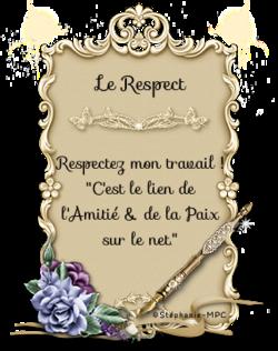 Le Respect #1