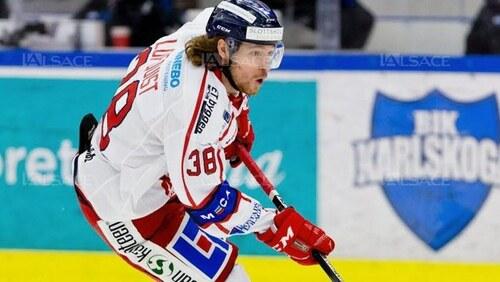 Lukas Lofquist chez les Aigles