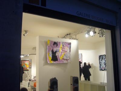 Galerie Brugier-Rigail / Crédit photo : E.TERLON