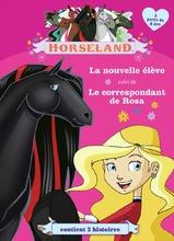 Horseland - La nouvelle élève et Le correspondant de Rosa