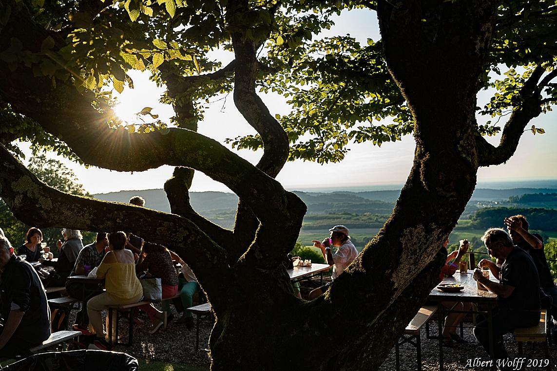 Le soleil du Jura
