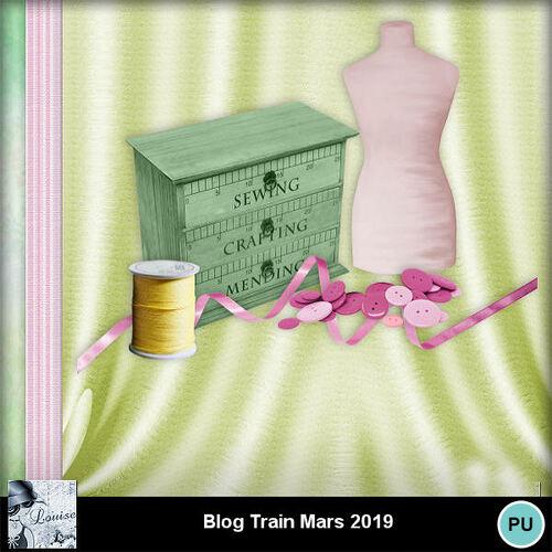Blog Train Mars 2019
