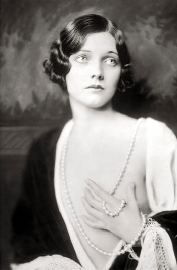 Ziegfeld Follies dancer portraits
