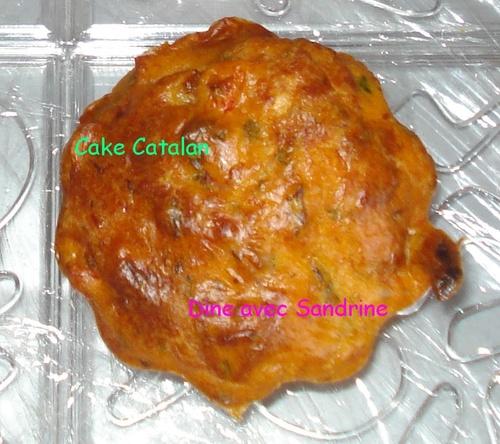 Un Cake Catalan