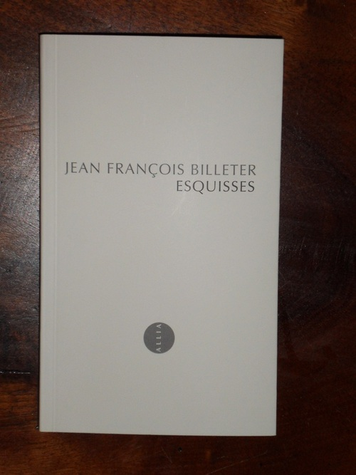 JEAN-FRANCOIS BILLETER