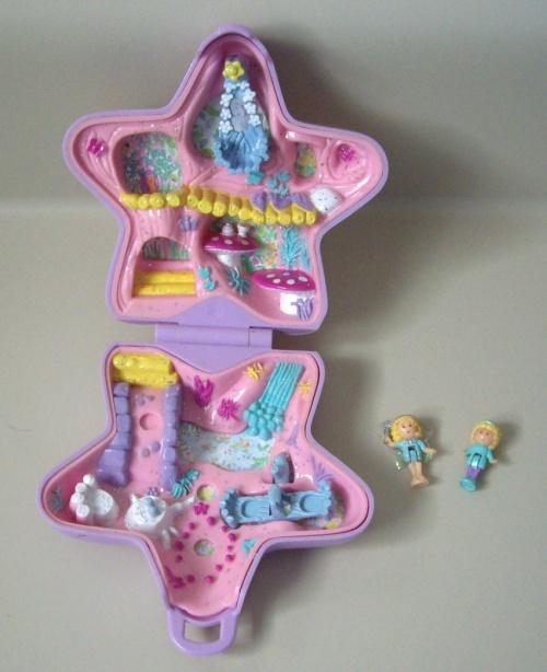 Nostalgie d'enfance : Les Polly Pocket