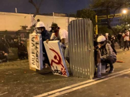 Manifestations et crise politique majeure au Pérou