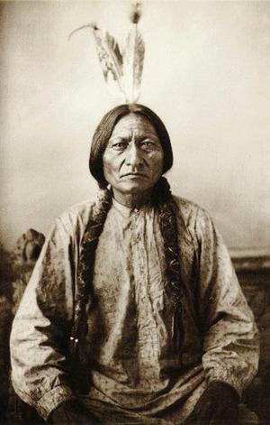 Sitting Bull !