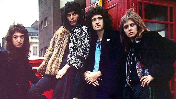 Queen - biographie (Partie 1)