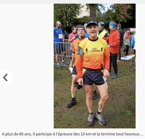 Trail de la Ria d'Etel - Nostang - Dimanche 25 novembre 2018