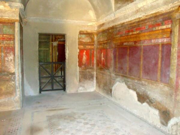 Pompei, la Villa des Mystères 6
