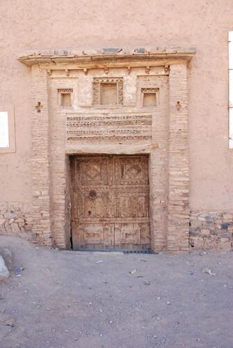 La porte du grenier