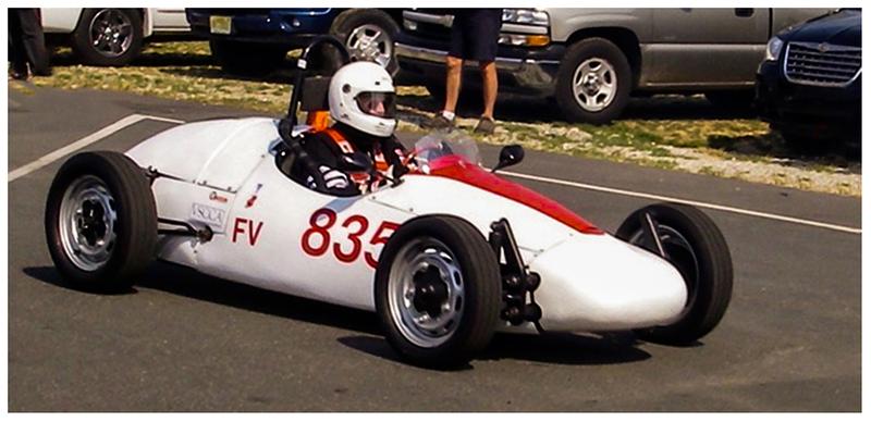 Porsche Formcar MK1 1963