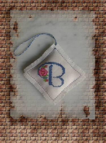 coussinet lettre B r